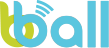 BBall – The most advanced Golf ball Logo
